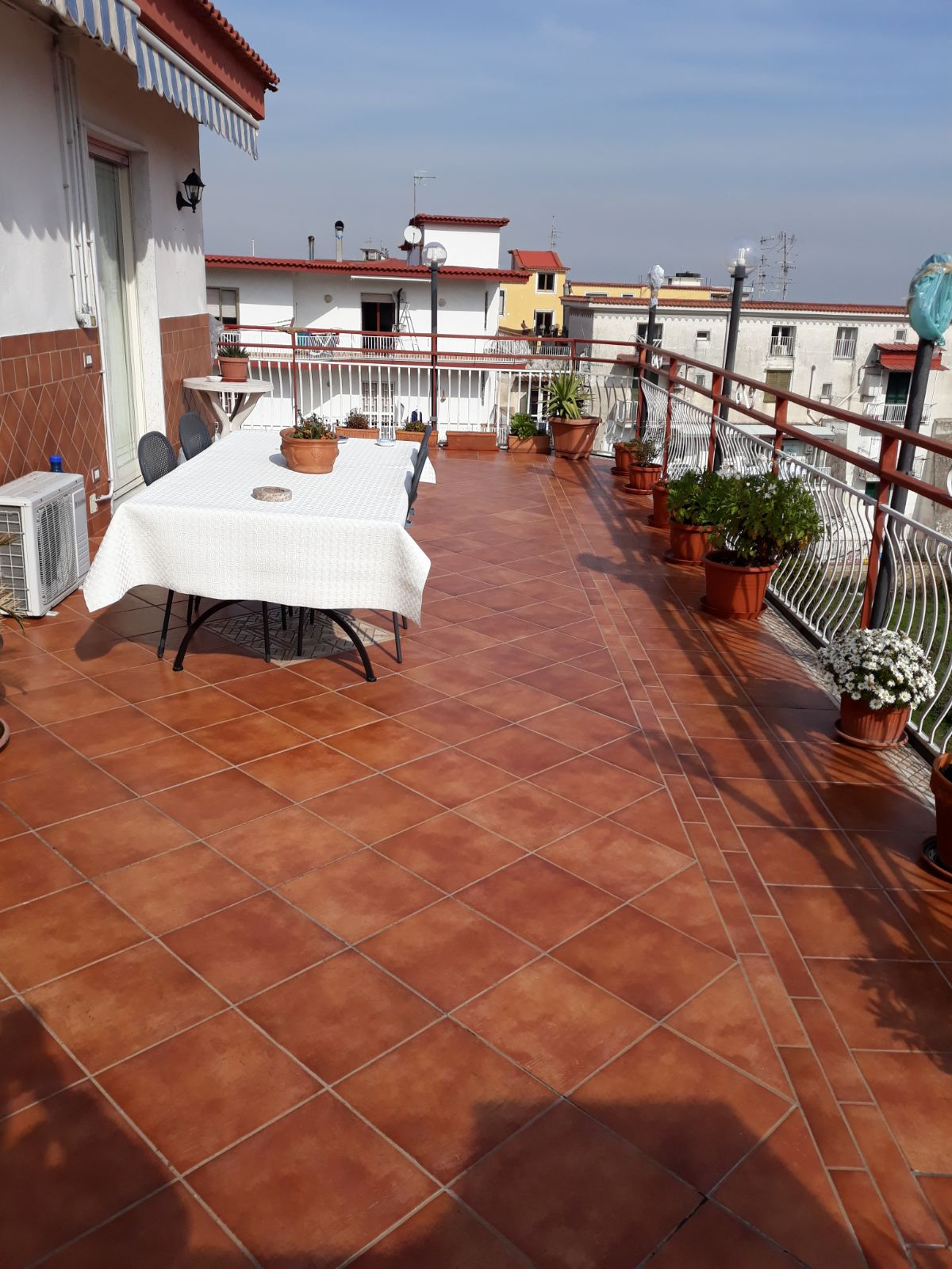 Immobili A Napoli Quartiere Zona Ospedaliera Attico 5 Vani